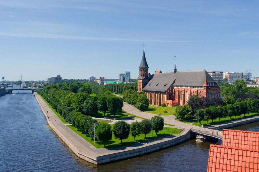 Экологическая повестка в Калининградской области