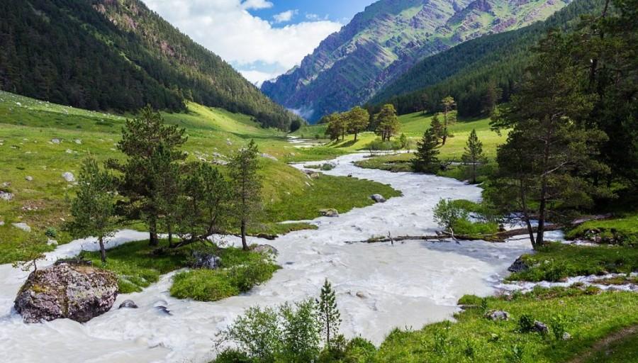 Экологическая повестка в Карачаево-Черкесской Республике