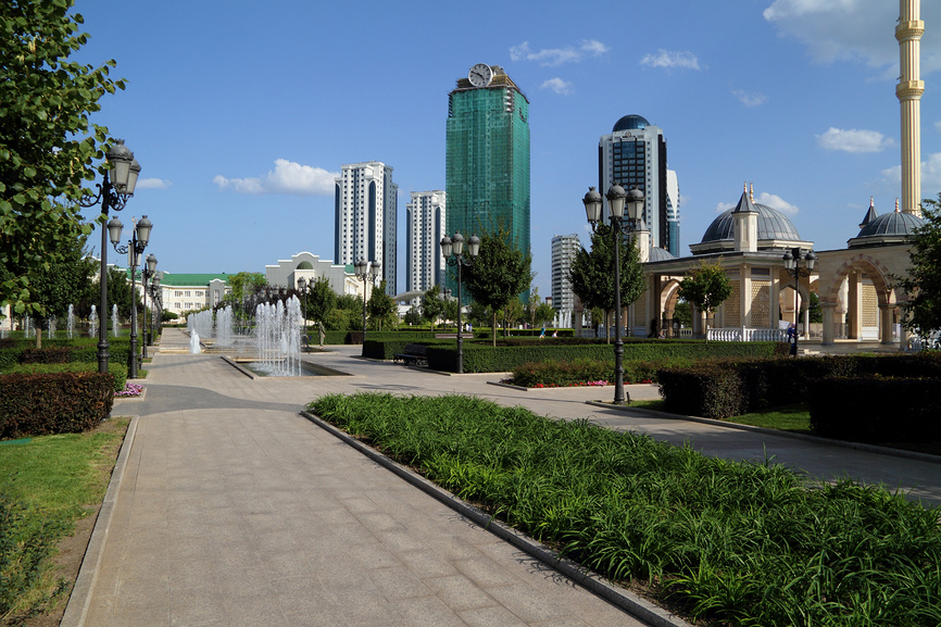 Экологическая повестка в Чеченской Республике