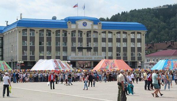 Выборы-2019. Парламенты. Алтай