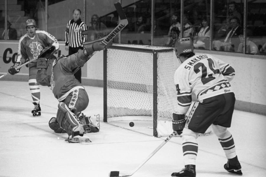 13 сентября 1981 года в Монреале сборная СССР по хоккею впервые в истории выиграла Кубок Канады
