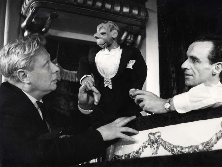 16 сентября в 1931 году создан Театр кукол Образцова