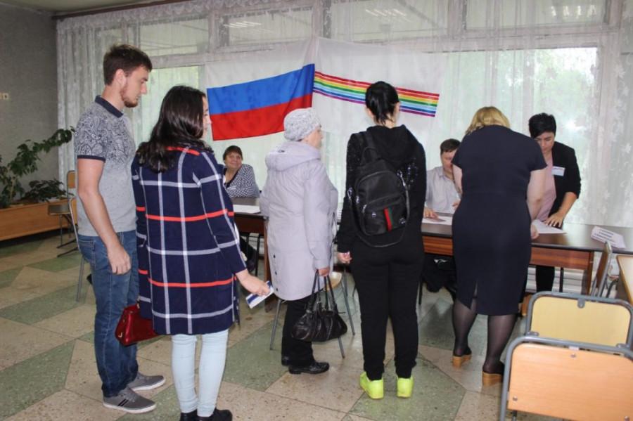 Итоги выборов-2019. Гордумы. Биробиджан