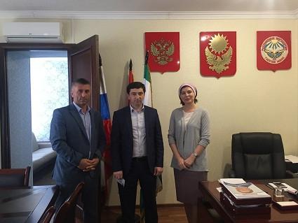 Итоги выборов-2019. Гордумы. Магас