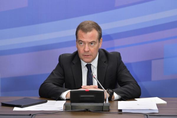 Иностранный бизнес в РФ: что рассказал Медведев