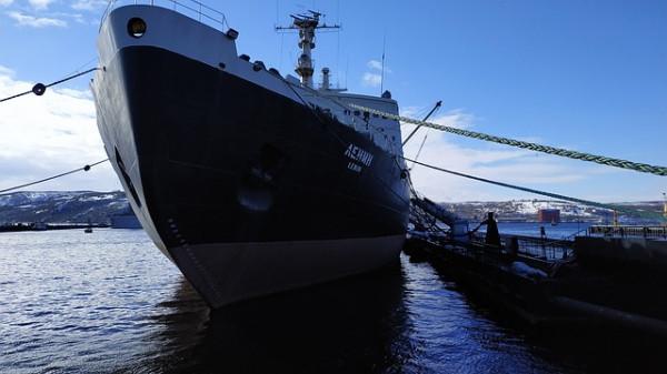 Арктические перевозки: в чем проблемы развития Севморпути