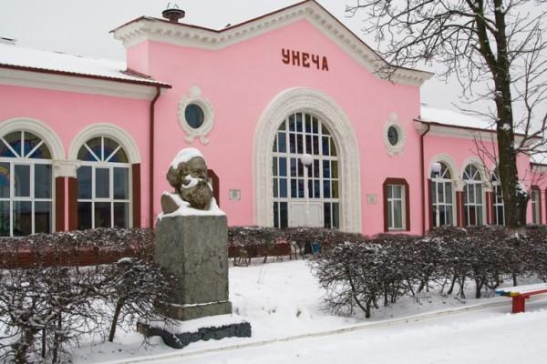 (НЕ)СЛУЧАЙНАЯ РОССИЯ. Унеча, Брянская область