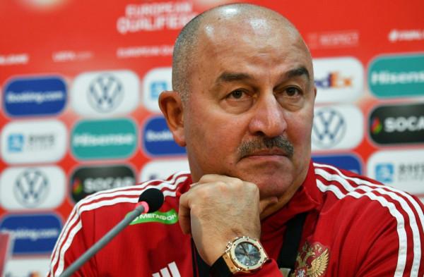 Станислав Черчесов объявил состав на последние отборочные матчи сборной России на Евро-2020