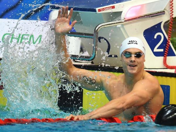 Владимир Морозов выиграл Кубок мира по плаванию