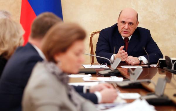 Под влиянием вируса: в России растут самоизоляция и полномочия правительства