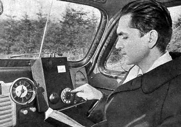 В 1957 году, когда на Западе еще и не думали о мобильной связи, радиоинженер Леонид Куприянов создал первый радиотелефон