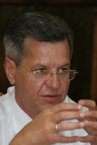 Губернатор Астраханской области Александр Александрович Жилкин