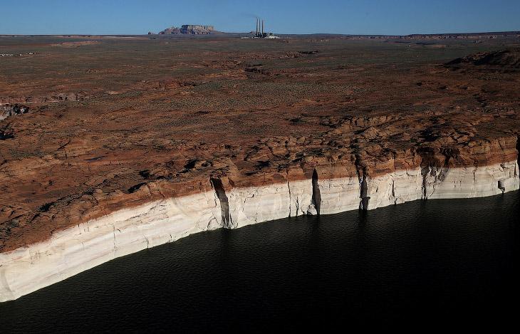 Водохранилище пауэлл в аризоне 28