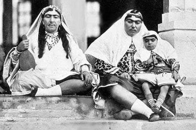 Перед вами уникальные снимки гарема шаха Насер ад-Дин Шах Каджар, властвовавшего в Иране с 1848 по 1895 год