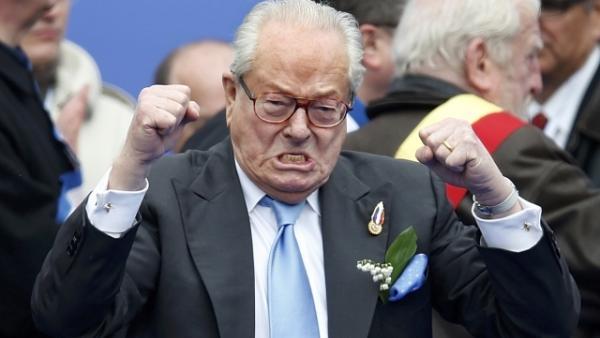 Ле Пен заявила о нежелании, чтобы ее отец представлял Национальный фронт