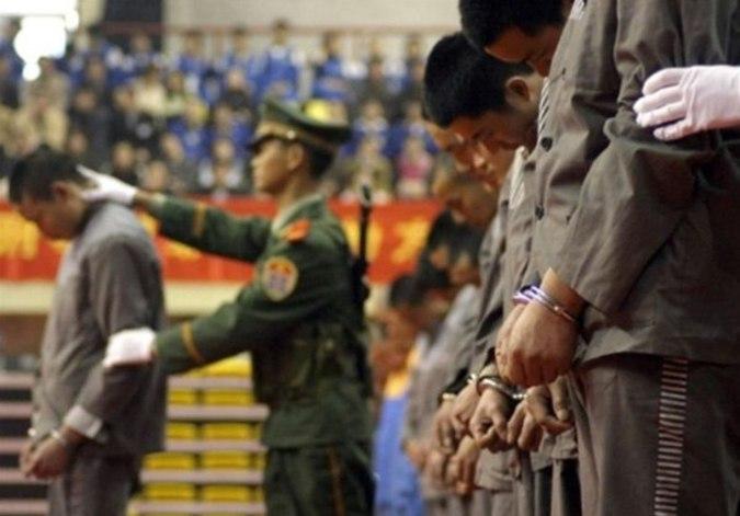За 15 лет в Китае по обвинению в коррупции расстреляны 10 тысяч чиновников