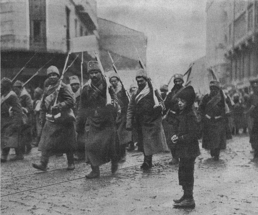 3 сентября 1914 г. русскими войсками был взят Львов, называемый австрийцами Лембергом.