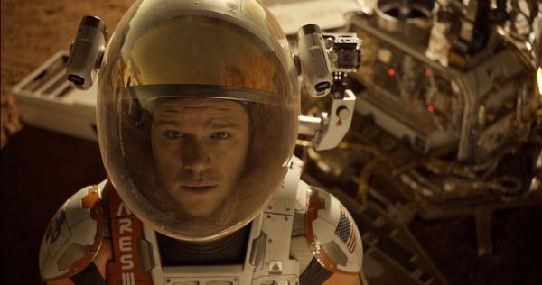 «Марсианин» - самая обсуждаемая киноновинка