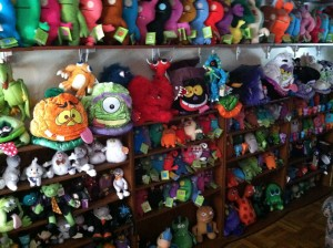 Stuffed Animal House 1
