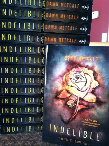 Stack of Indelible Arcs