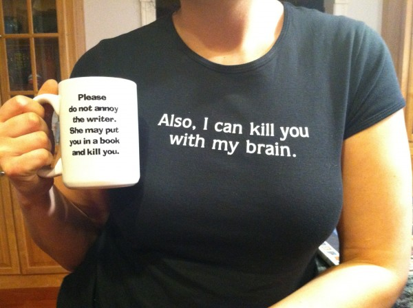 Joss T-shirt and Mug-flipped