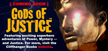 Gods of Justice, from Cliffhanger Books