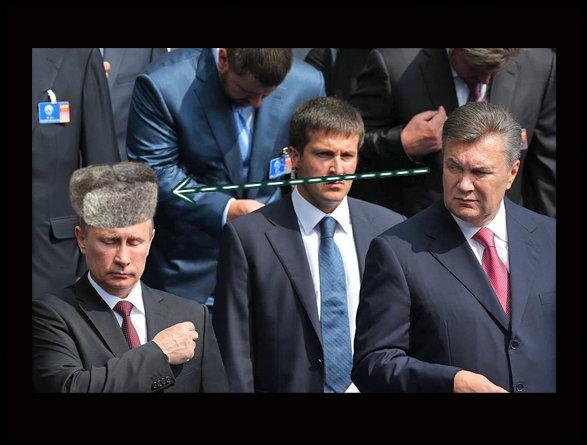Думы Януковича