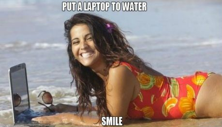 put-a-laptop-to-water