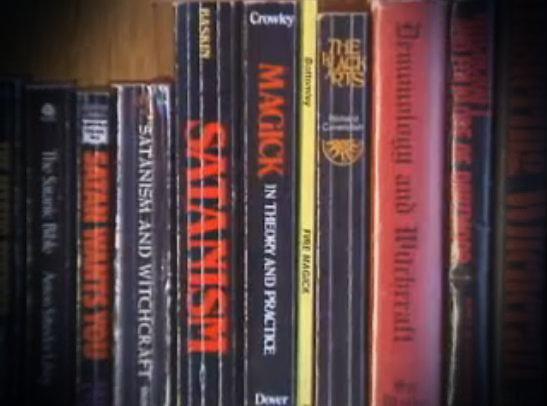 Satanic Panic Books