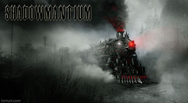Draconis Blackthorne's Shadowmantium: Hell Train