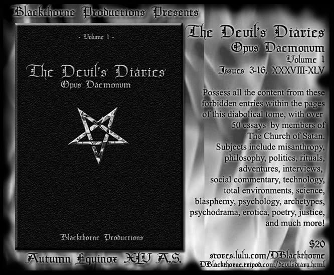 Devils Diaries