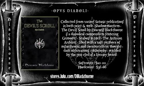 THE DEVILS SCROLL
