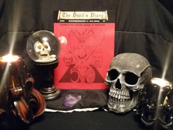 The Devils Diary XXVI