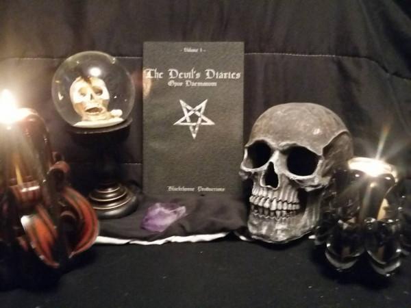 Codex Daemonum: The Devils Diaries