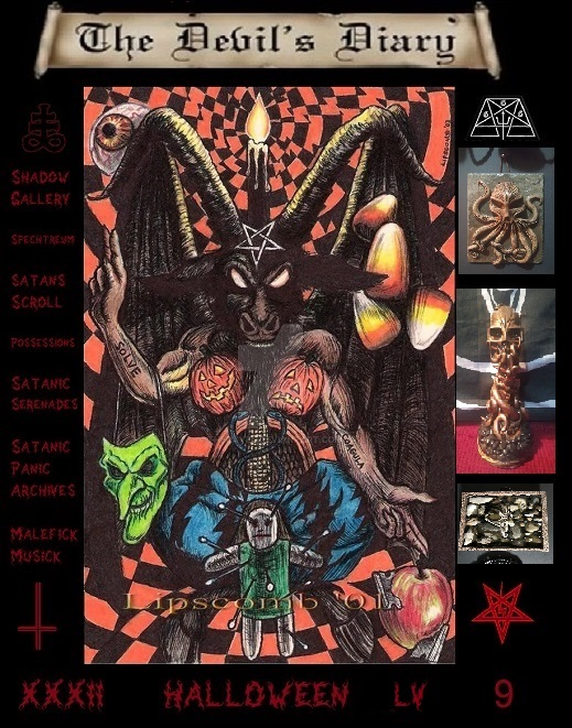 The Devils Diary XXXII: Halloween LV