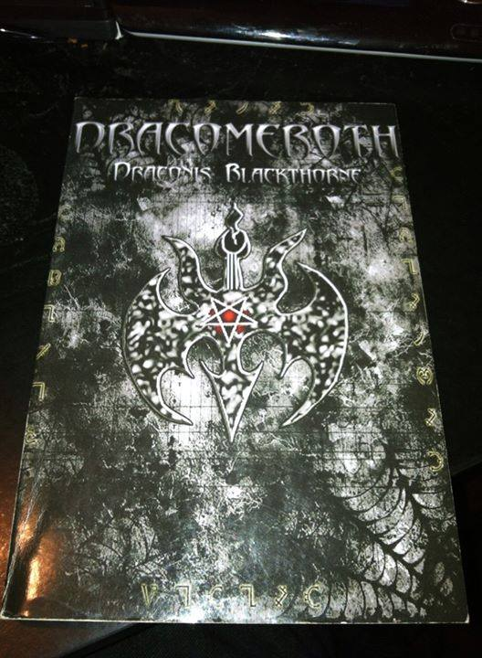 Dracomeroth by Draconis Blackthorne