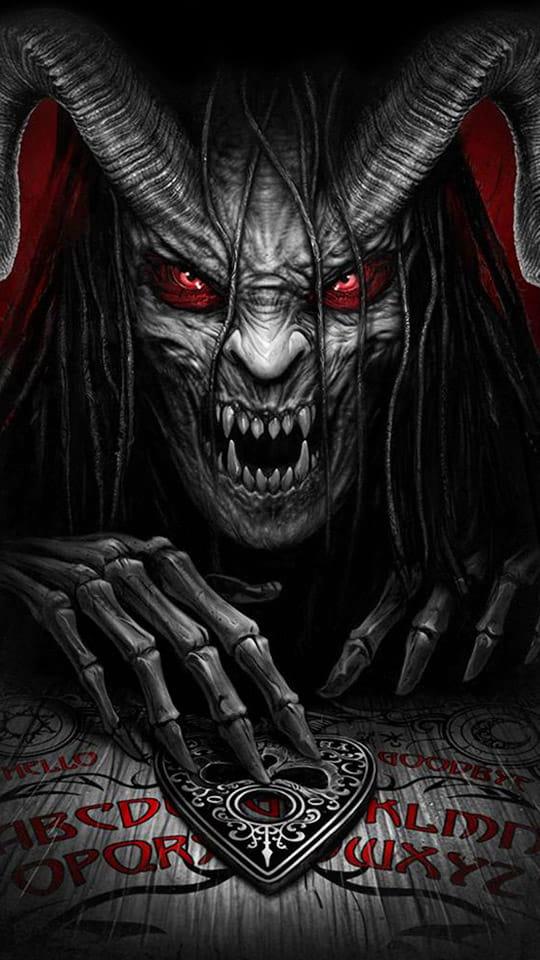 Ouija Dæmon