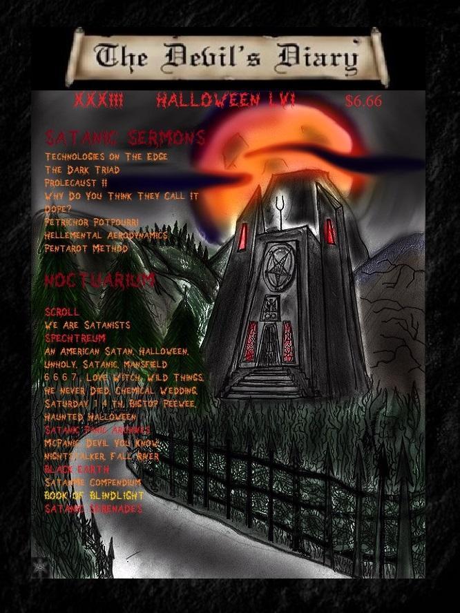 The Devils Diary XXXIII: Halloween LVI