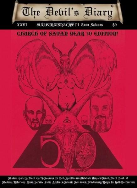 The Devils Diary XXVI: Walpurgisnacht LI A.S.