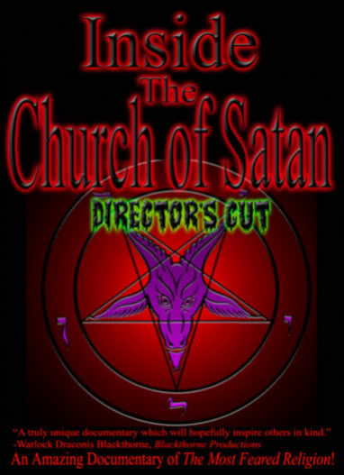 Inside The Church of Satan [insert]