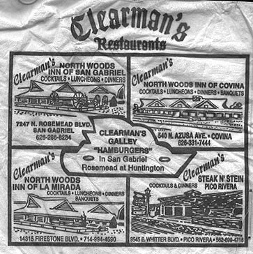 Clearman's Northwoods Inn