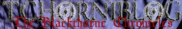 The Blackthorne Chronicles