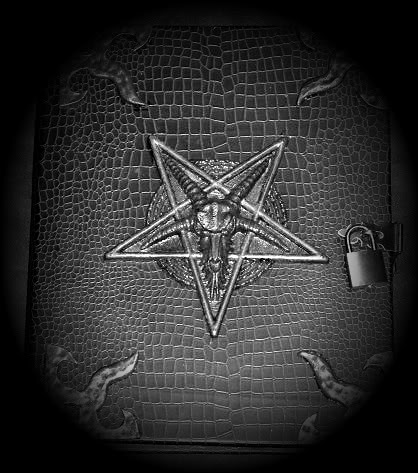 The Black Book of Shadows