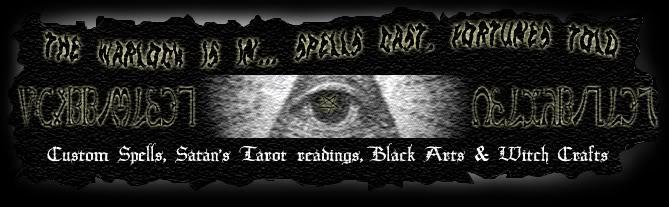Black Arts & Witch Crafts