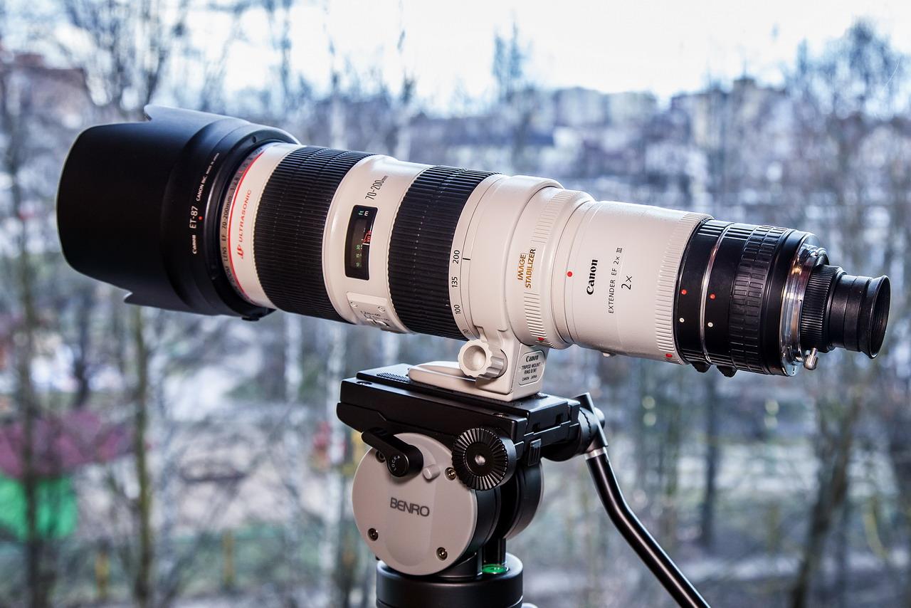 Как из объектива фотоаппарата сделать бинокль