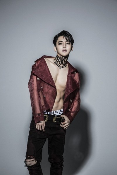 MYNAMEs Insoo Gets NAKED for Solo Mini-Album