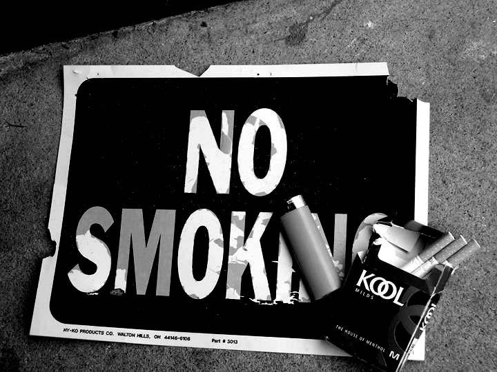 ____No-Smoking