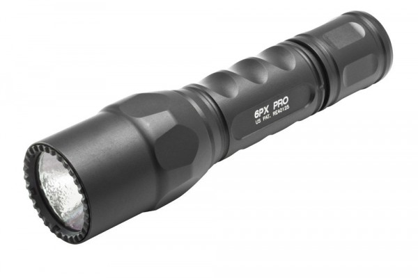 SureFire 6PX metal LED two power output