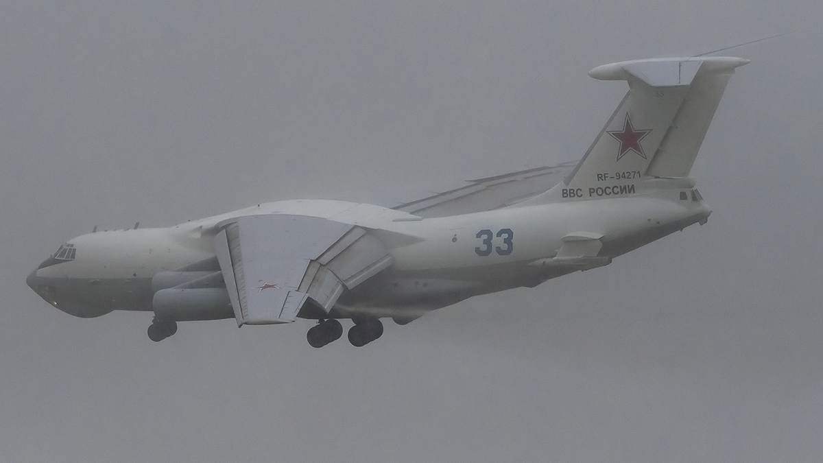 RF-94271 IL76(78) Russian Air Force UUMB