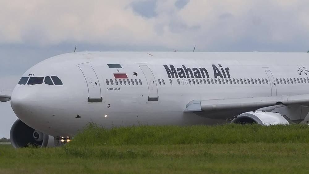 EP-MNH A306 Mahan Air VKO 0
